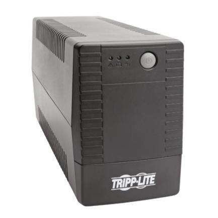 UPS Interactivo Tripp Lite 4 Tomacorrientes 450VA 240W AVR Serie VS 120V 50Hz/60Hz Torre