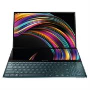 "Laptop Asus ZenBook Pro Duo UX581GV 15.6"" Intel Core i7 9750H Disco duro 1 TB SSD Ram 16 GB Windows 10 Pro Color Azul"