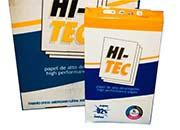 PAPEL COPIADORA HI-TEC 21.6X35.6 CMS 95% BLANCURA
